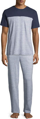 Majestic International Men's Static Knit Lounge Pants