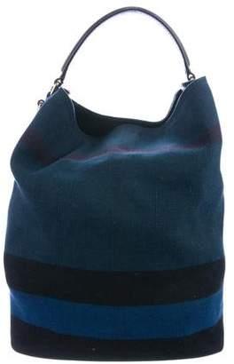 Burberry Medium Susanna Bucket Bag