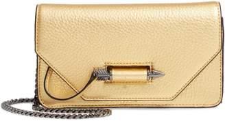 52223d9999 Mackage Mini Zoey Leather Crossbody Bag