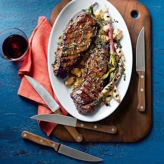 Williams-Sonoma Williams Sonoma Outdoor Walnut Steak Knives, Set of 4