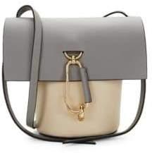 Zac Posen Belay Colorblock Leather Bucket Bag