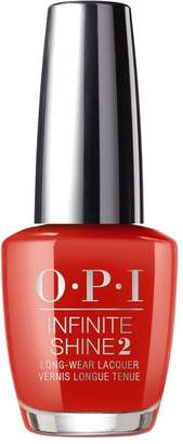 OPI Infinite Shine Made It To the Seventh Hill