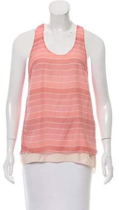 e9f2bc3144107 Rag   Bone Pink Sleeveless Tops For Women - ShopStyle Canada