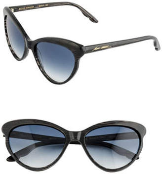 Brian Atwood 56mm Cat-Eye Sunglasses
