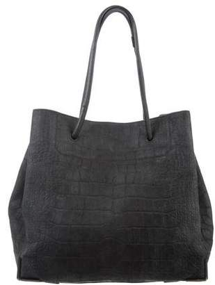 Alexander Wang Embossed Leather Tote
