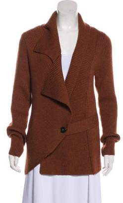 Zero Maria Cornejo Wool Knit Cardigan