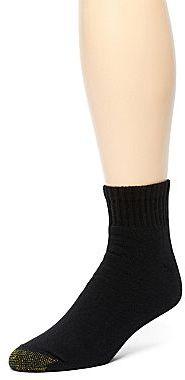 Gold Toe 6-pk. Quarter Socks-Big & Tall