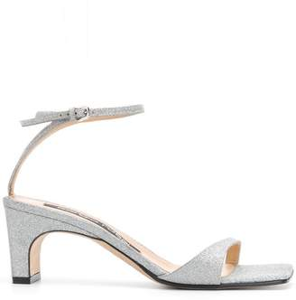Sergio Rossi leather sandals