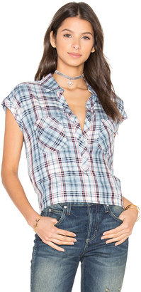 Soft Joie Johnesha Top $138 thestylecure.com