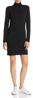 Rag & Bone Landon Turtleneck T-Shirt Dress