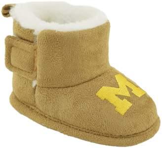 NCAA Kohl's Baby Michigan Wolverines Booties