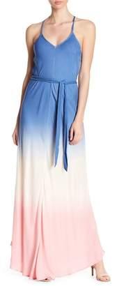 Young Fabulous & Broke Carla Tie-Dye Maxi Dress