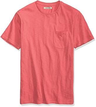 Goodthreads Men's Short-Sleeve Crewneck Slub Pocket T-Shirt