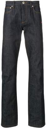A.P.C. X KID CUDI regular fit jeans
