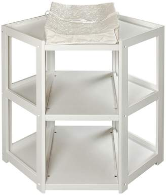 Badger Basket Corner Changing Table