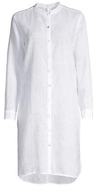 Eileen Fisher Women's Organic Linen Tunic