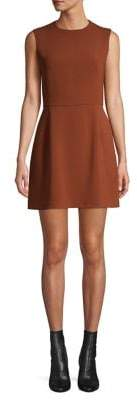 French Connection Sleeveless A-Line Mini Dress