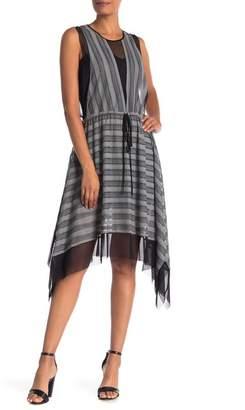 BCBGMAXAZRIA Asymmetric Dress