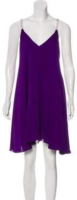 Milly Silk Mini Dress
