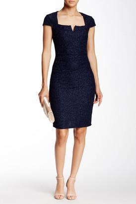Marina Sparkling Short Dress $139 thestylecure.com