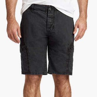 James Perse LINEN COTTON UTILITY SHORT