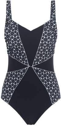 Gottex Floral Swimsuit