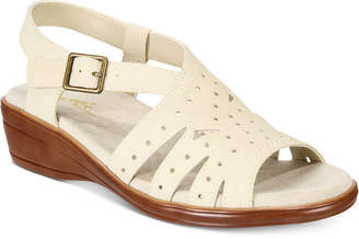 Easy Street Shoes Roxanne Wedge Sandals Women Shoes