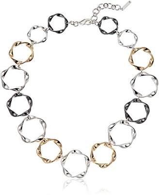 "Nine West 16"" Collar Necklace"