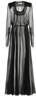 Saint Laurent Silk gown