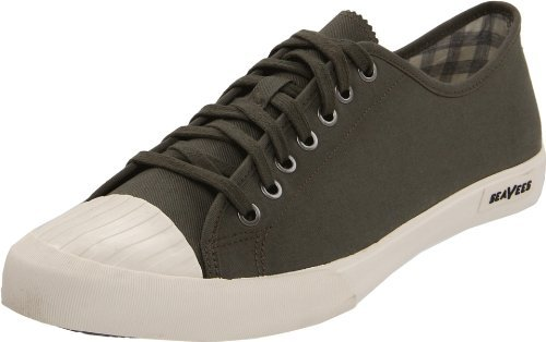 SeaVees Men's Army Issue Low Slip-On