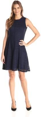 Tiana B Women's Sleeveless Lace Dress