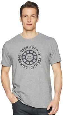 Life is Good Open Road Smooth Tee Men's T Shirt