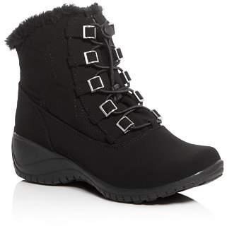 Khombu Alexa Waterproof Cold Weather Boots