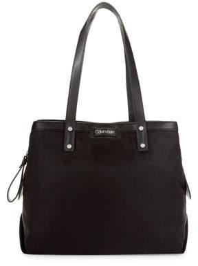 Calvin Klein Nylon Shoulder Bag