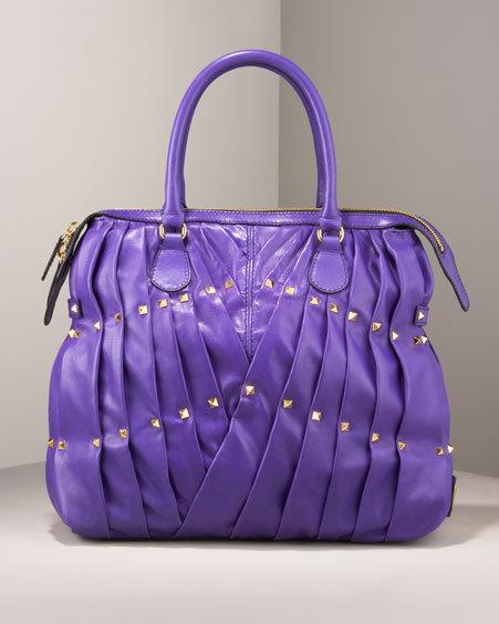 Valentino Maison Studded Bag