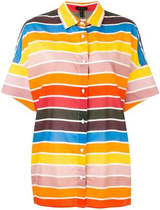 Escada striped summer shirt