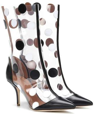 Malone Souliers x Emanuel Ungaro Katoucha ankle boots