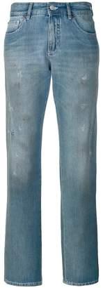 MM6 MAISON MARGIELA dirt effect jeans