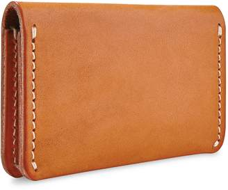 Red Wing Shoes Leather Card Holder