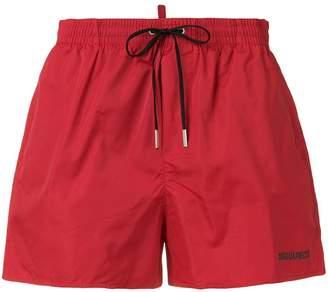 DSQUARED2 ICON logo swim shorts