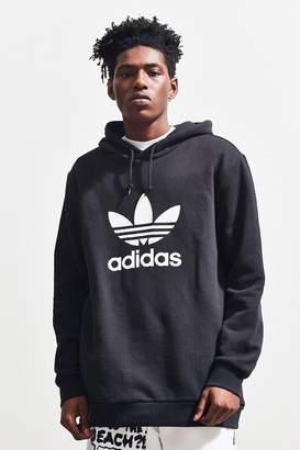 adidas Trefoil Warm-Up Hoodie Sweatshirt