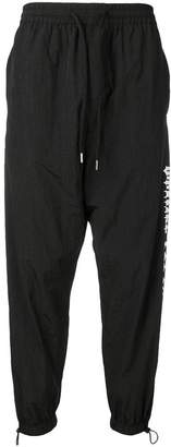 Stampd track trousers