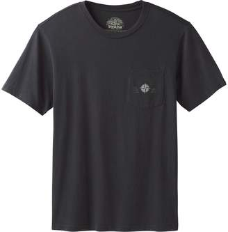 Prana Dirtbag Pocket Slim T-Shirt - Men's