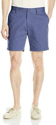 Nautica Men's Flat-Front Short