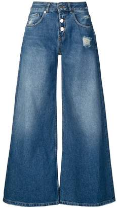 Each X Other wide leg jeans