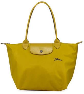 Longchamp Le Pliage Club Large Nylon Shoulder Tote Bag