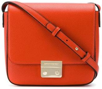 Emporio Armani push-lock cross body bag