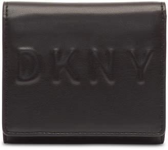 DKNY Tilly Logo Trifold Wallet