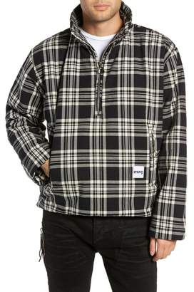Mr. Completely Puffy Classic Fit Half Zip Pullover