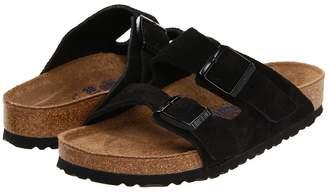 Birkenstock Arizona Soft Footbed - Suede Sandals